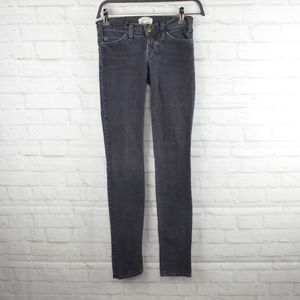 $15 Deal! ● Current/Elliot ● Gray corduroy skinny